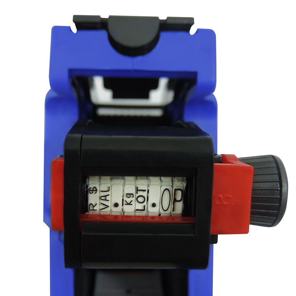 Etiquetadora 8 Dígitos 1 Linha - ST85S