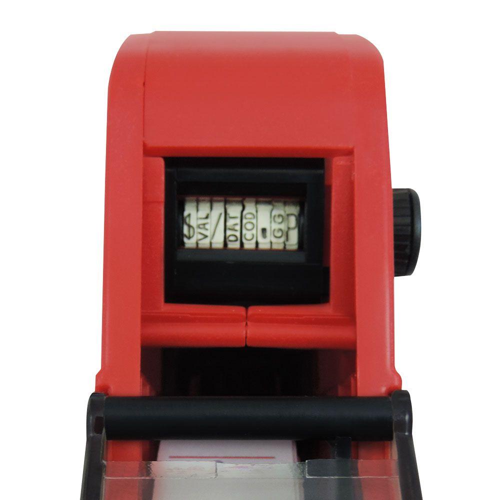 Etiquetadora 8 Dígitos 1 Linha - ST95S
