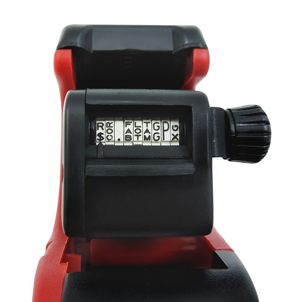 Etiquetadora Jolly 9 Dígitos 1 Linha JH8 JH9RN