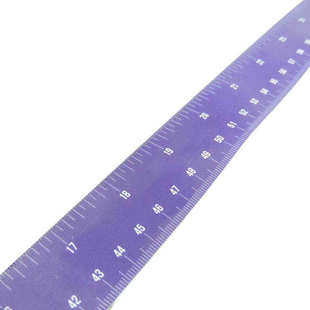 Fita Métrica Adesiva Flexível 1M (Régua Métrica)