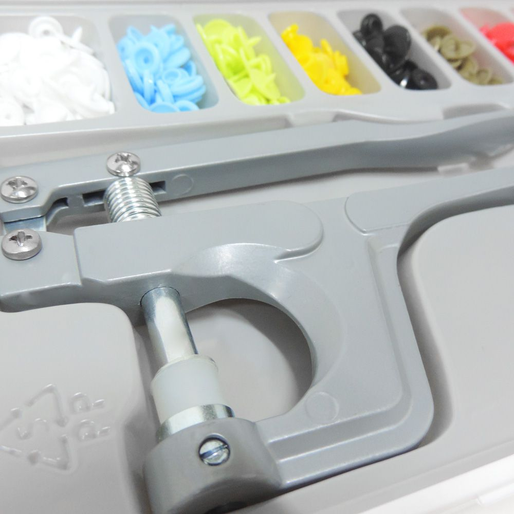 Alicate para Aplicação de Botões de Pressão Plástico Ritas