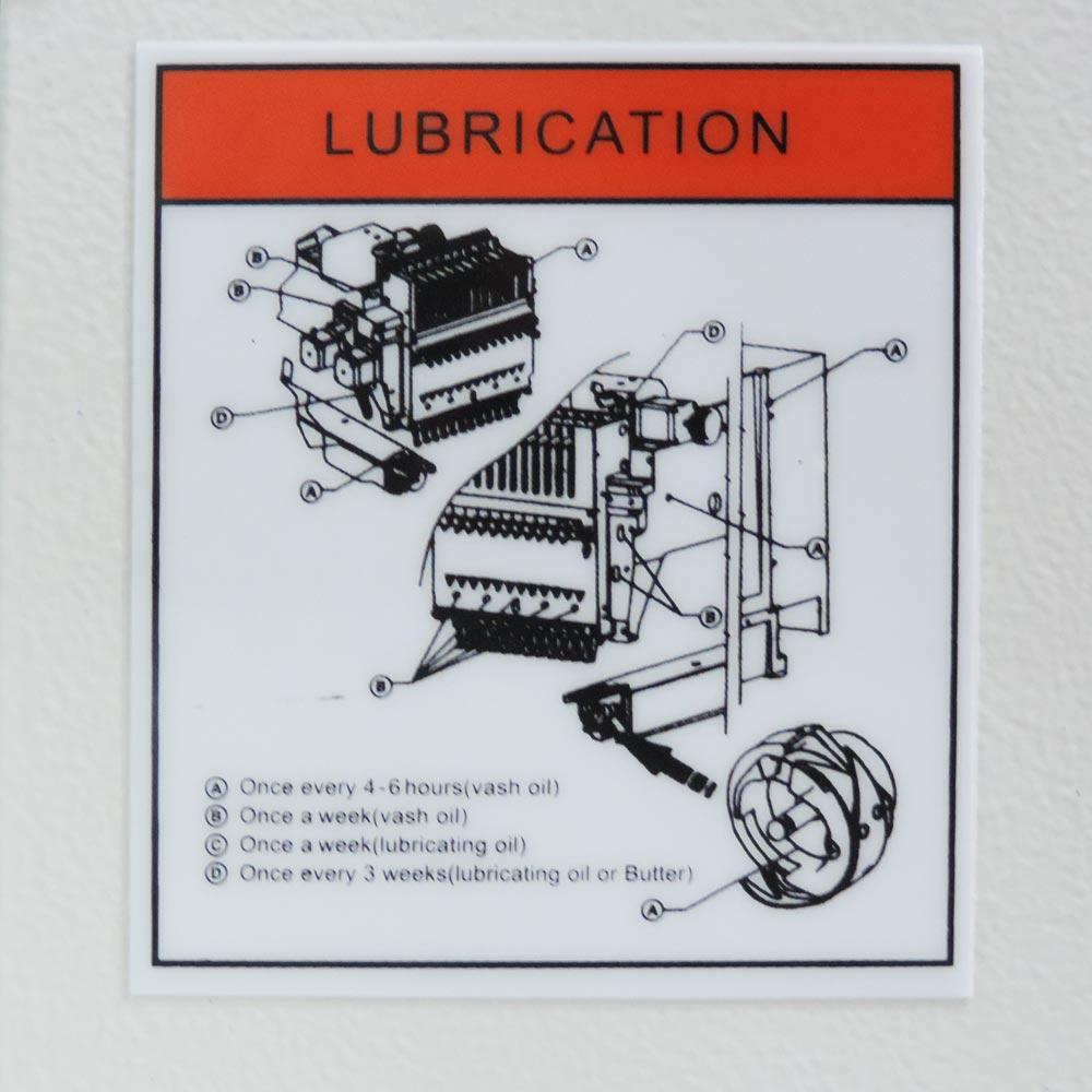 Máquina de Bordar 1 Cabeça 12 agulhas WM-1201