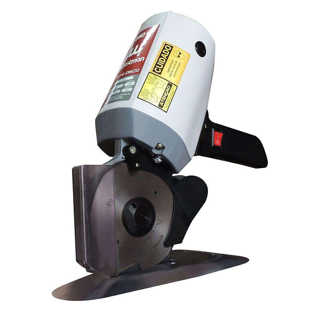 Máquina de Cortar Tecidos de Disco 4 Polegadas 250W