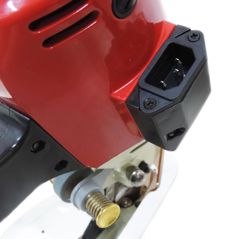 Máquina de Cortar Tecidos de Disco 4 Polegadas RC100 300W Red
