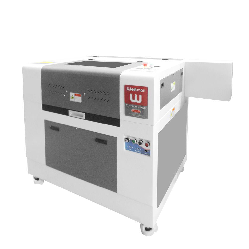 Máquina de Corte a Laser 60 x 40