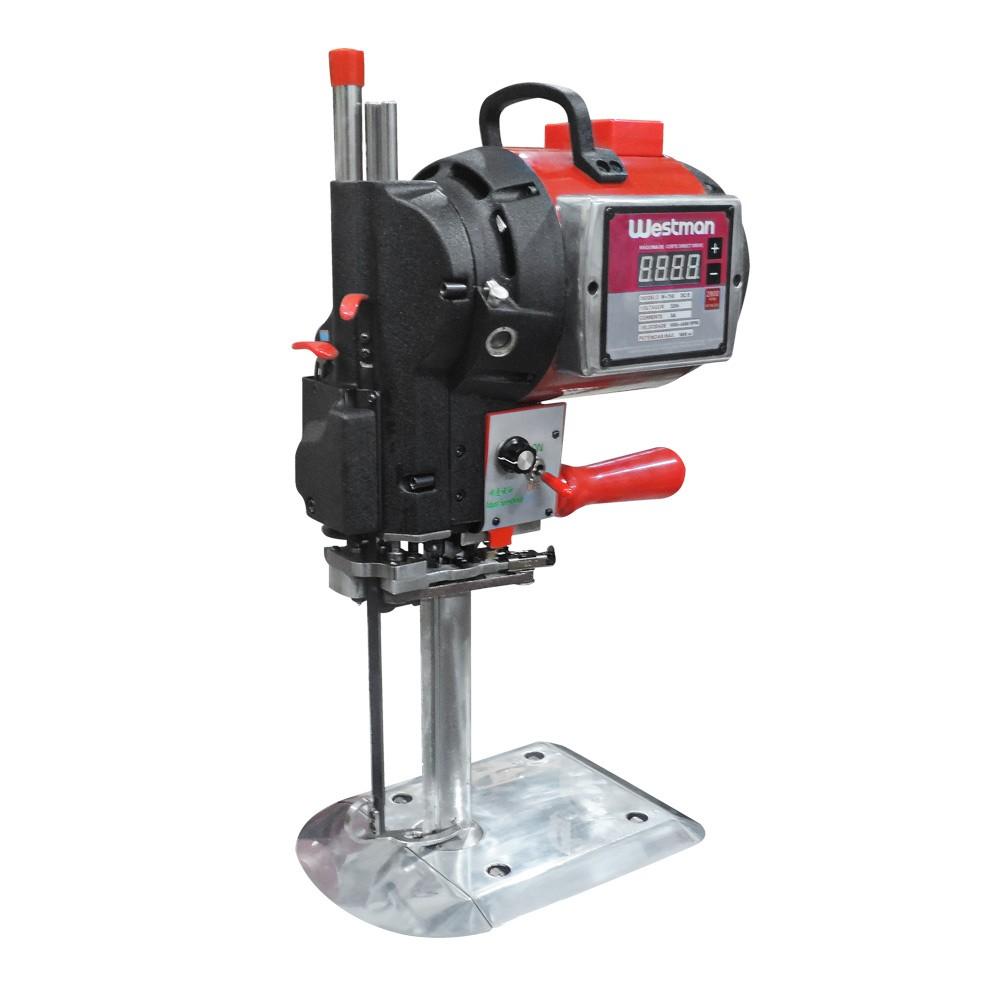 Máquina de Corte com Faca de 8 Polegadas 750W com Regulagem de Velocidade Westman