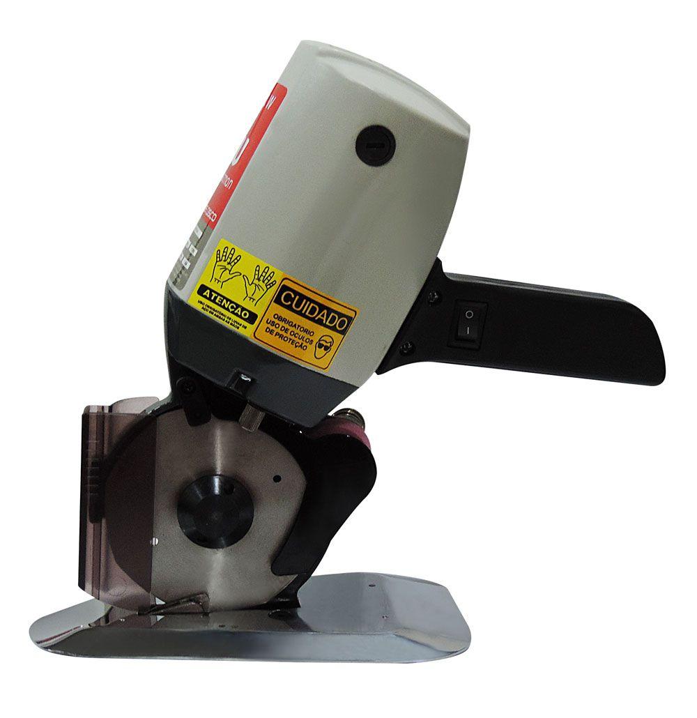 """Máquina de Corte de Tecido Disco 4""""  150W"""