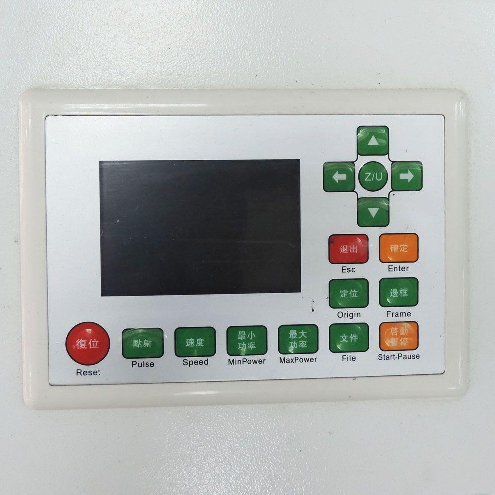 Máquina de Corte e Gravação a Laser 130 x 90
