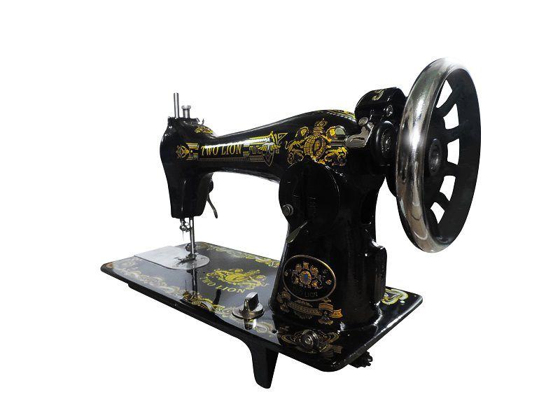 Máquina de Costura Doméstica JA2-02 (Pretinha)