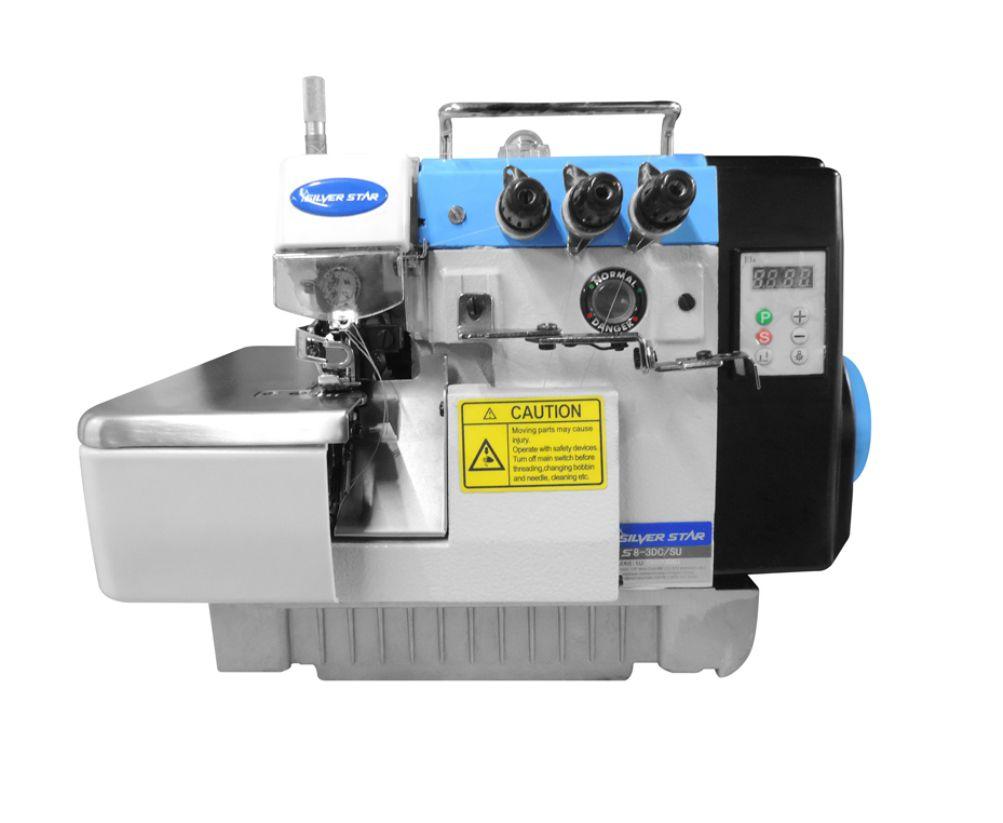 Máquina de Costura Industrial Overloque Direct Drive S8-3DC-SU