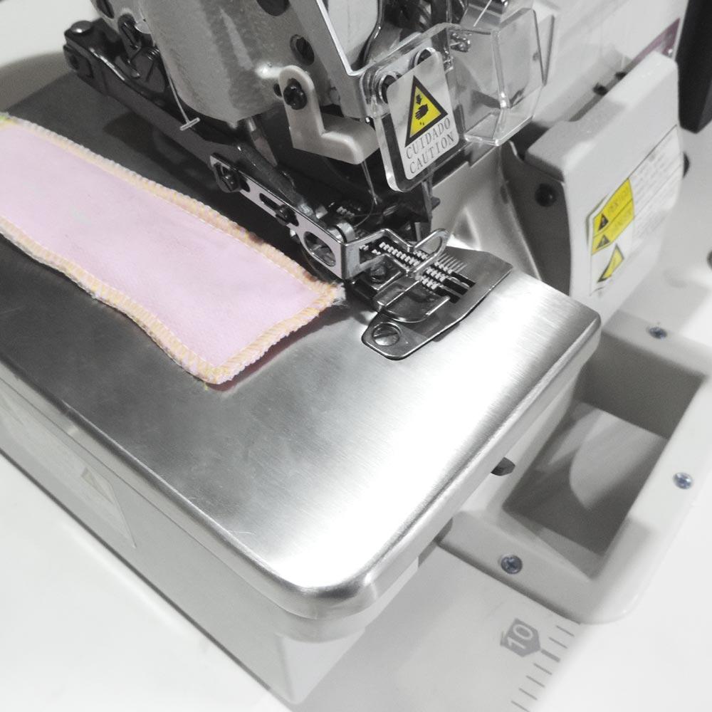 Máquina de Costura Industrial Overlock w-798-3 DC/RU