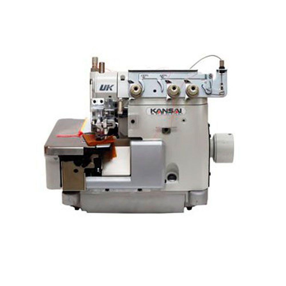 Máquina de Costura Industrial Overloque 1AG 3 Fios Media/Leve UK2004S-01M-4