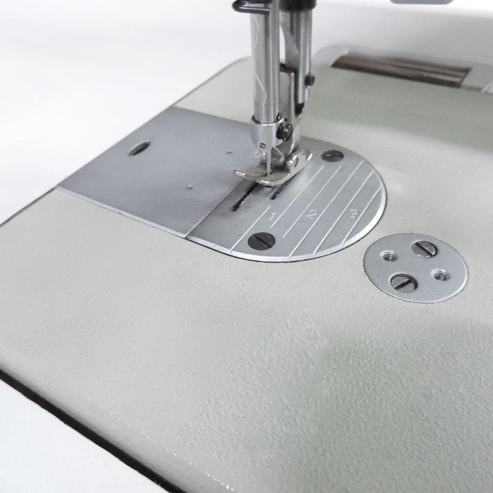 Máquina de Costura Industrial Reta Lançadeira Pequena Direct Drive S-8700DC/VK