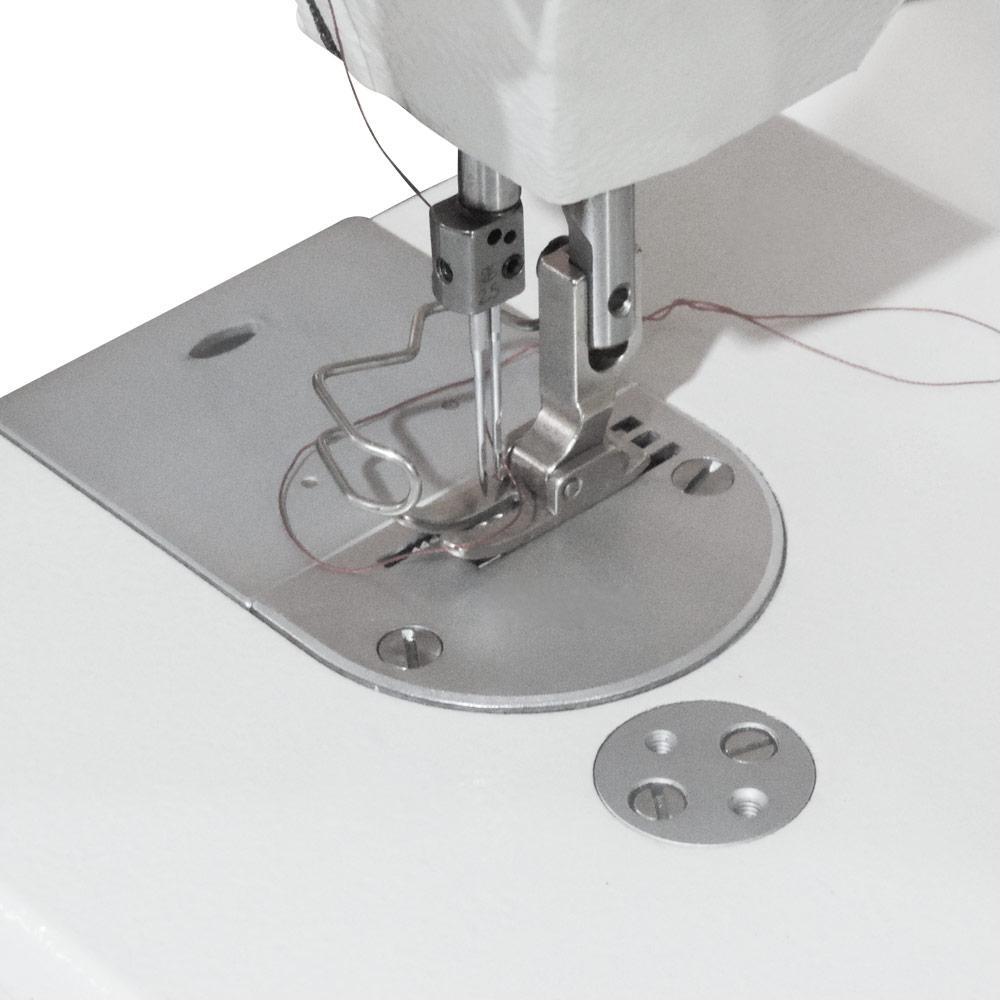 Máquina de Costura Industrial Reta Ponto Picado para Alinhavar W-8350/E Westman