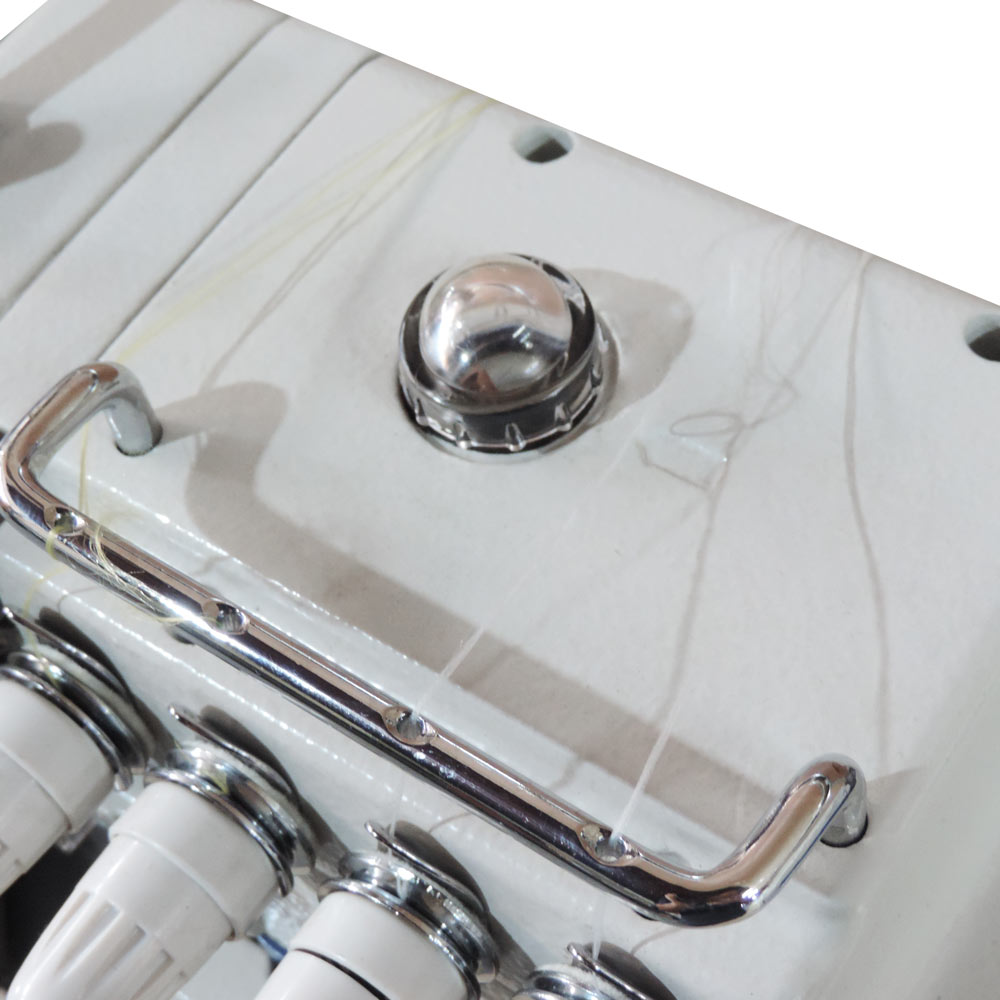 Máquina de Costura Interloque 2 Ag 5 Fios Direct Drive Bivolt  S-858DCB/E