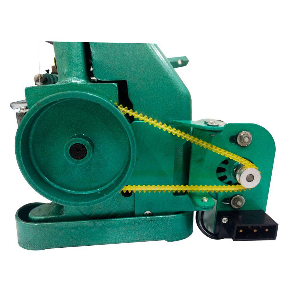 Máquina de Costura Overlock Semi Industrial 3 Fios com Motor Acoplado modelo GN-1