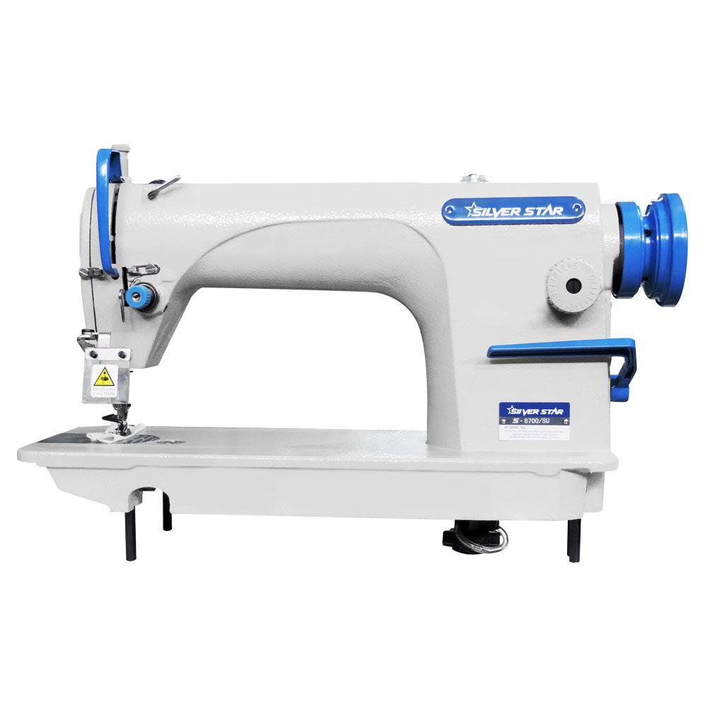 Máquina de Costura Reta Lançadeira Pequena S-8700/SU