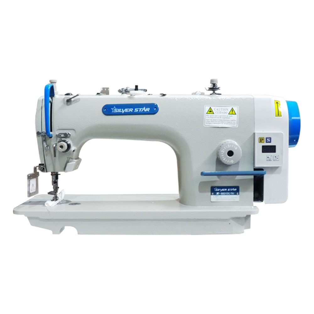 Máquina de Costura Reta Solda Ultrassônica Silverstar