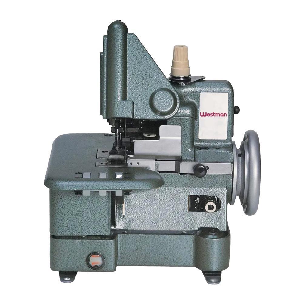 Máquina de Costura Semi Industrial Overloque para Carpete