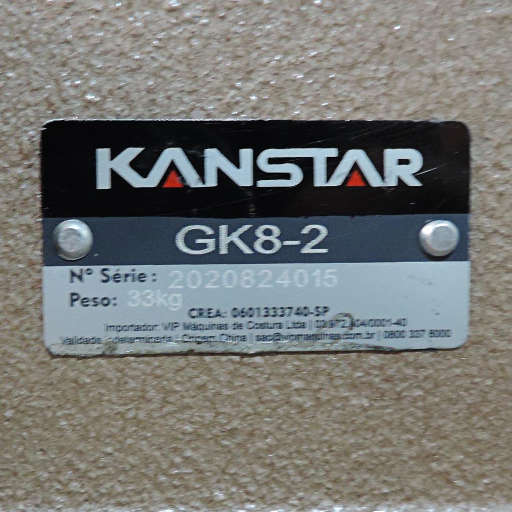 Máquina Para Costurar e Fechar Boca de Saco Pesado GK8-2