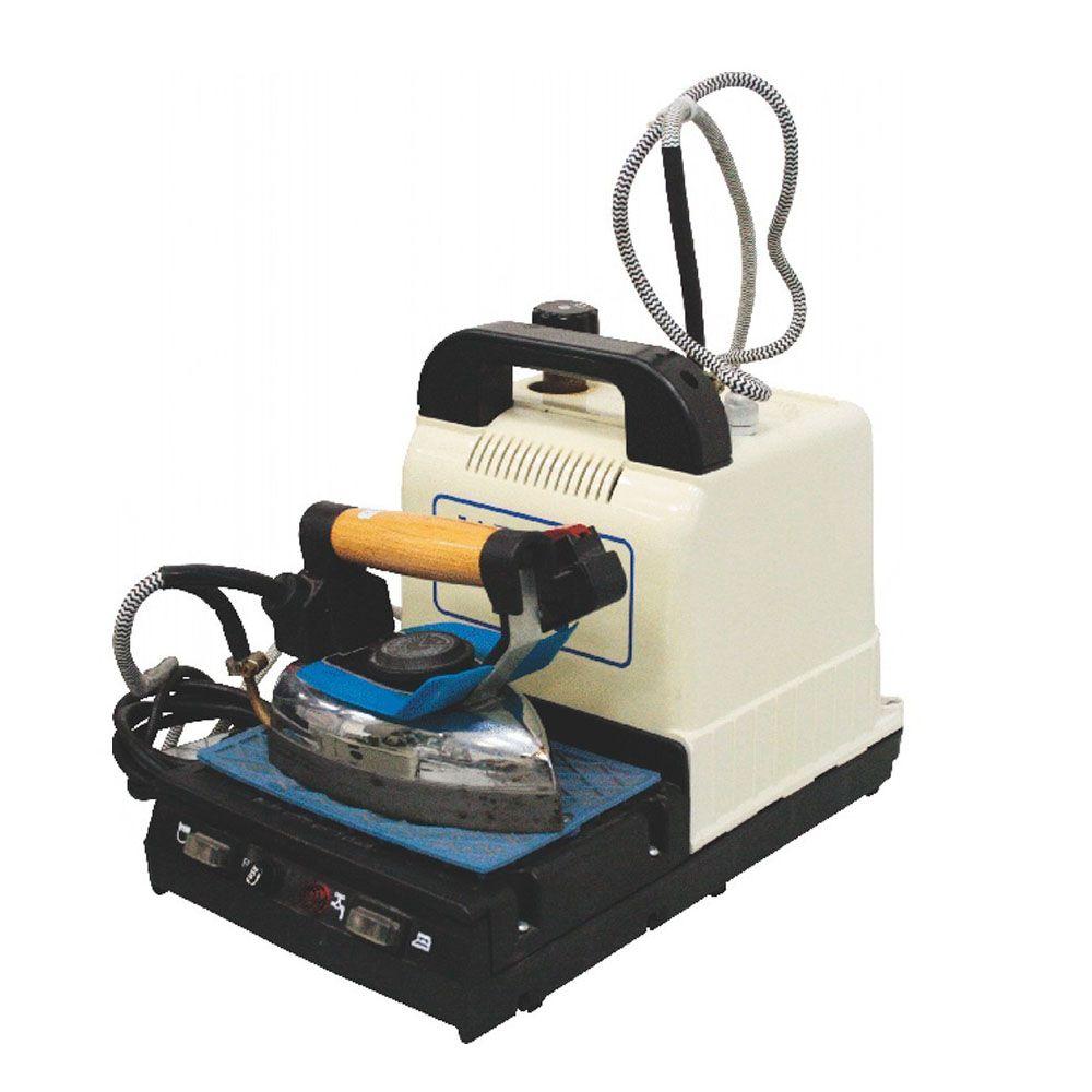 Mini Caldeira Semi Industrial 1,8 litros com 1 Ferro
