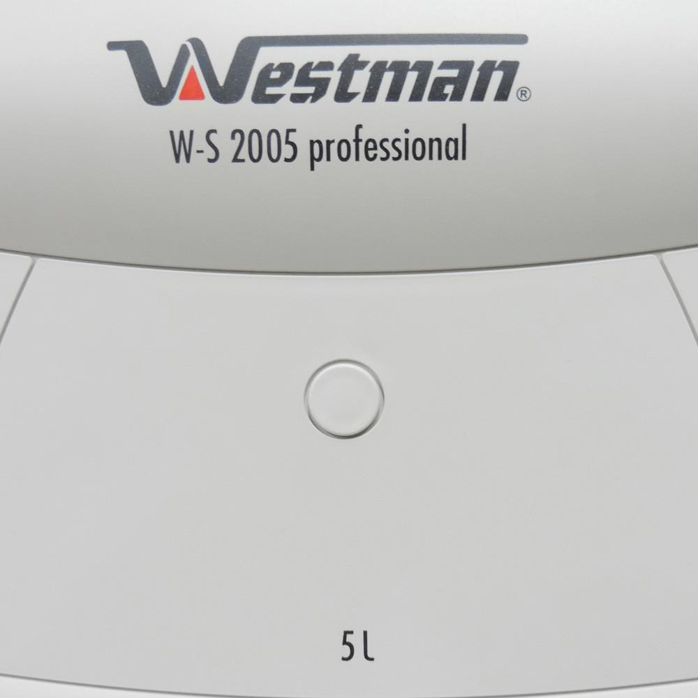 Mini Caldeira Semi Industrial com Ferro 5L Westman