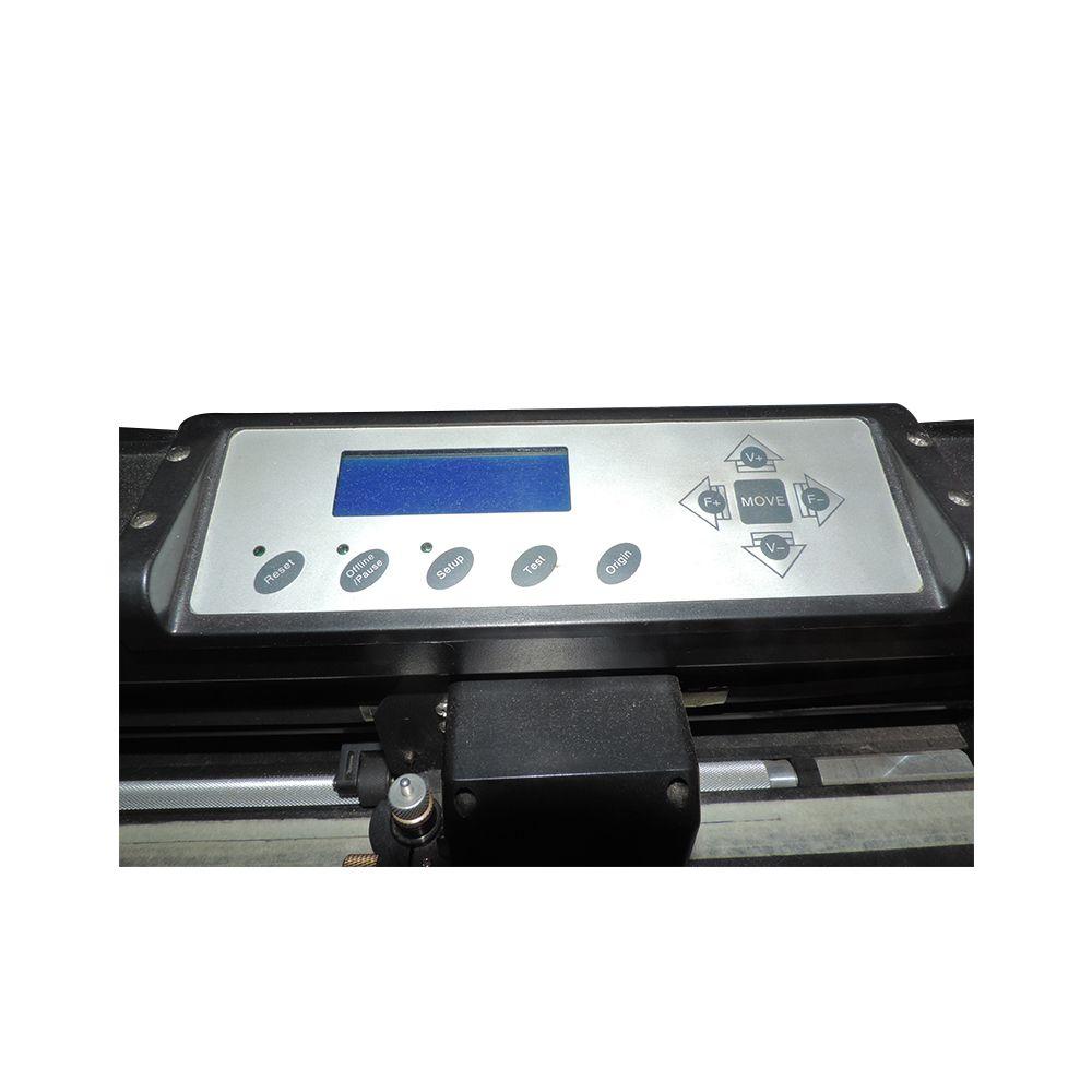 Plotter de Recorte 60cm com Laser para Contorno