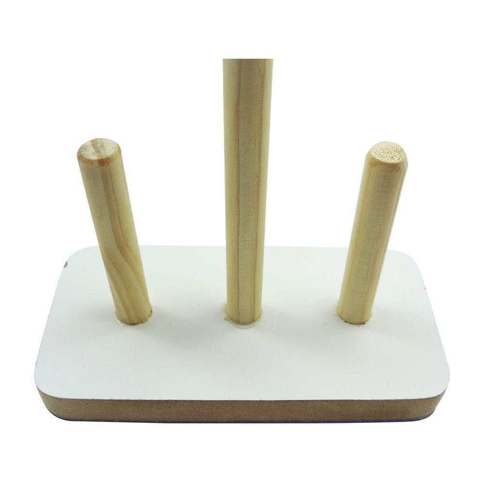 Porta Cone de Mesa para 2 Cone