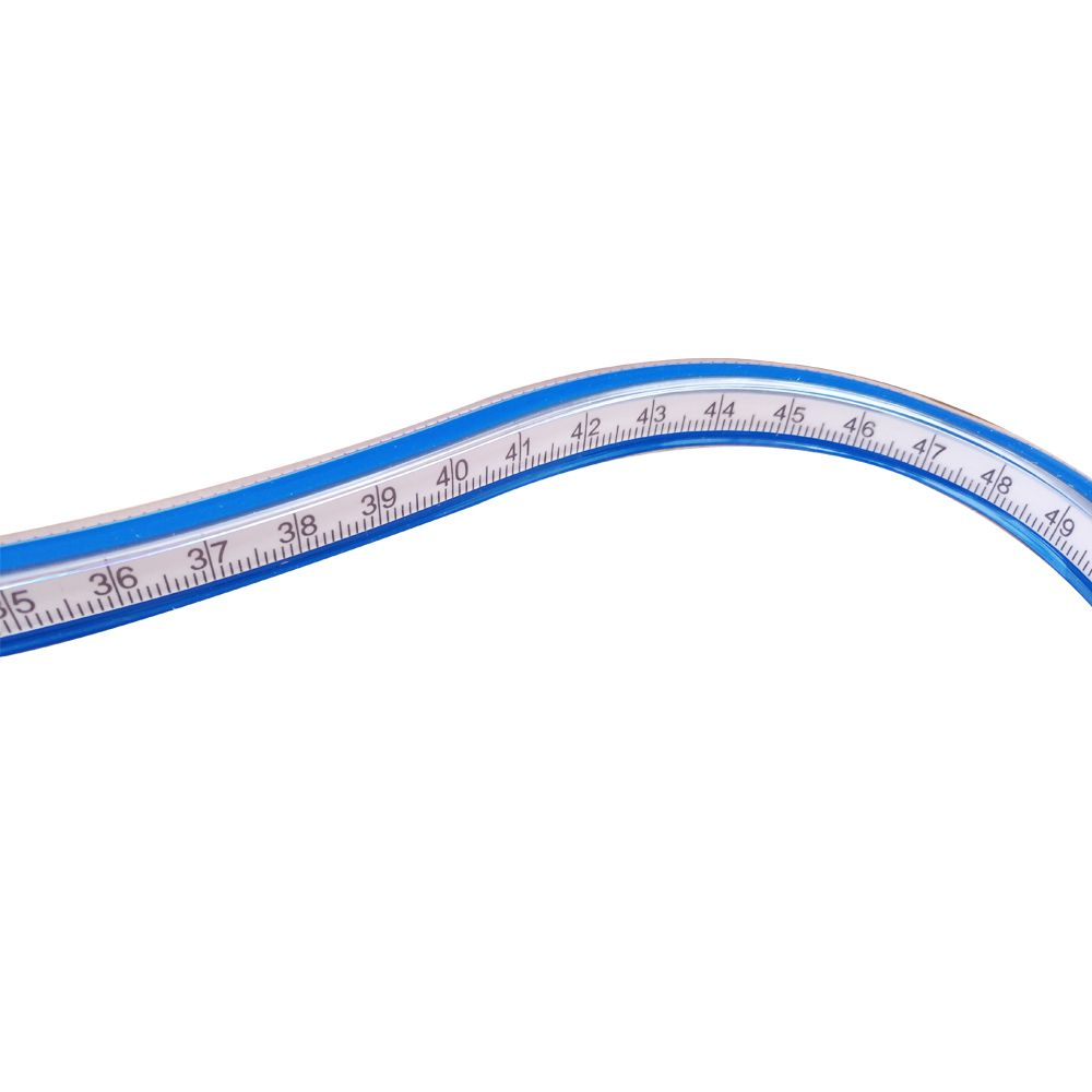 Régua Flexível 60 cm