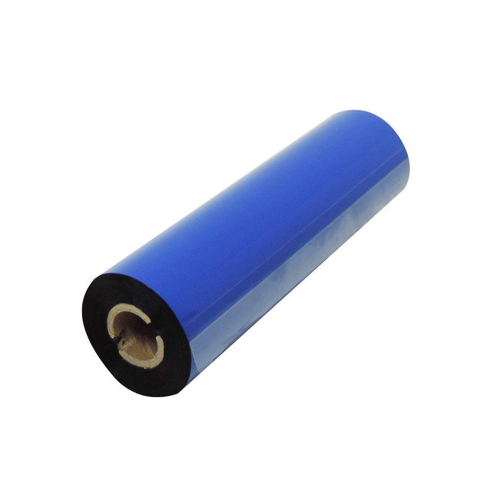 Ribbon de Cera para Impressora Zebra 110x74