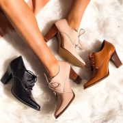 Ankle Boot Julienne nude