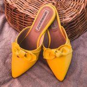 Mule Sol Amarelo