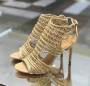Sand Aisha Crochet Caqui Vicenza