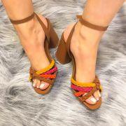 Sandália Tifany Colors