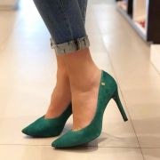 Scarpin Laura Green