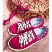Tenis Lucy Fucsia