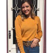 Tricot Allie Mostarda