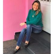 Tricot Rebeca Verde