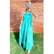 Vestido Anne Verde