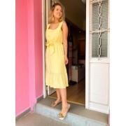 Vestido Cindy Amarelo