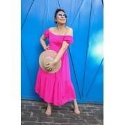 Vestido Tábata Pink