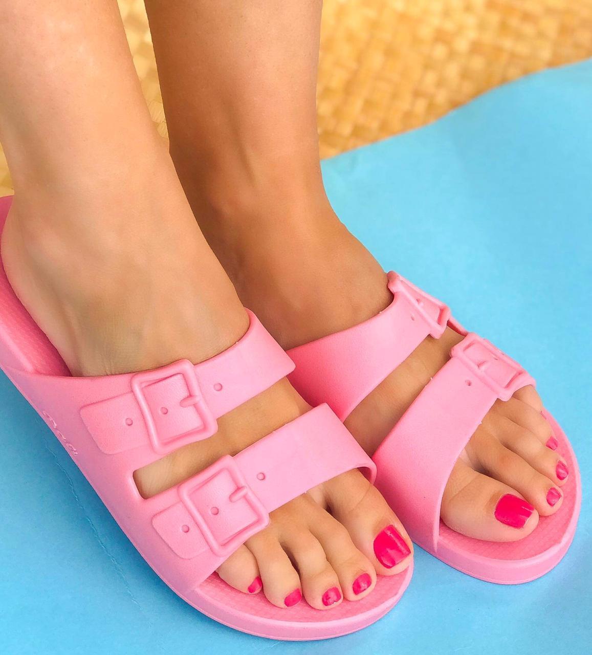 Birken Aria Pink