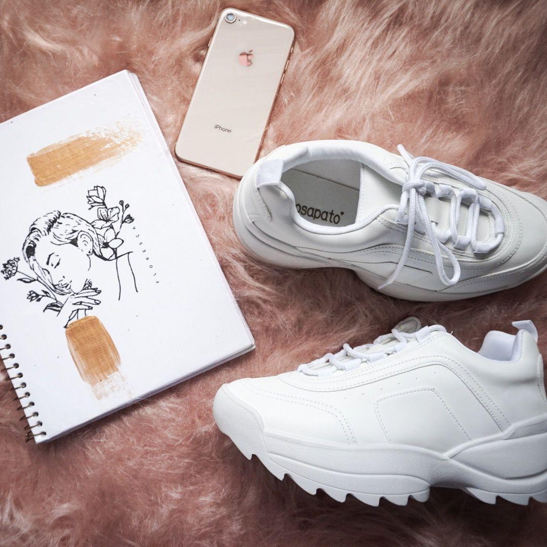 Daddy Sneakers Li Branco