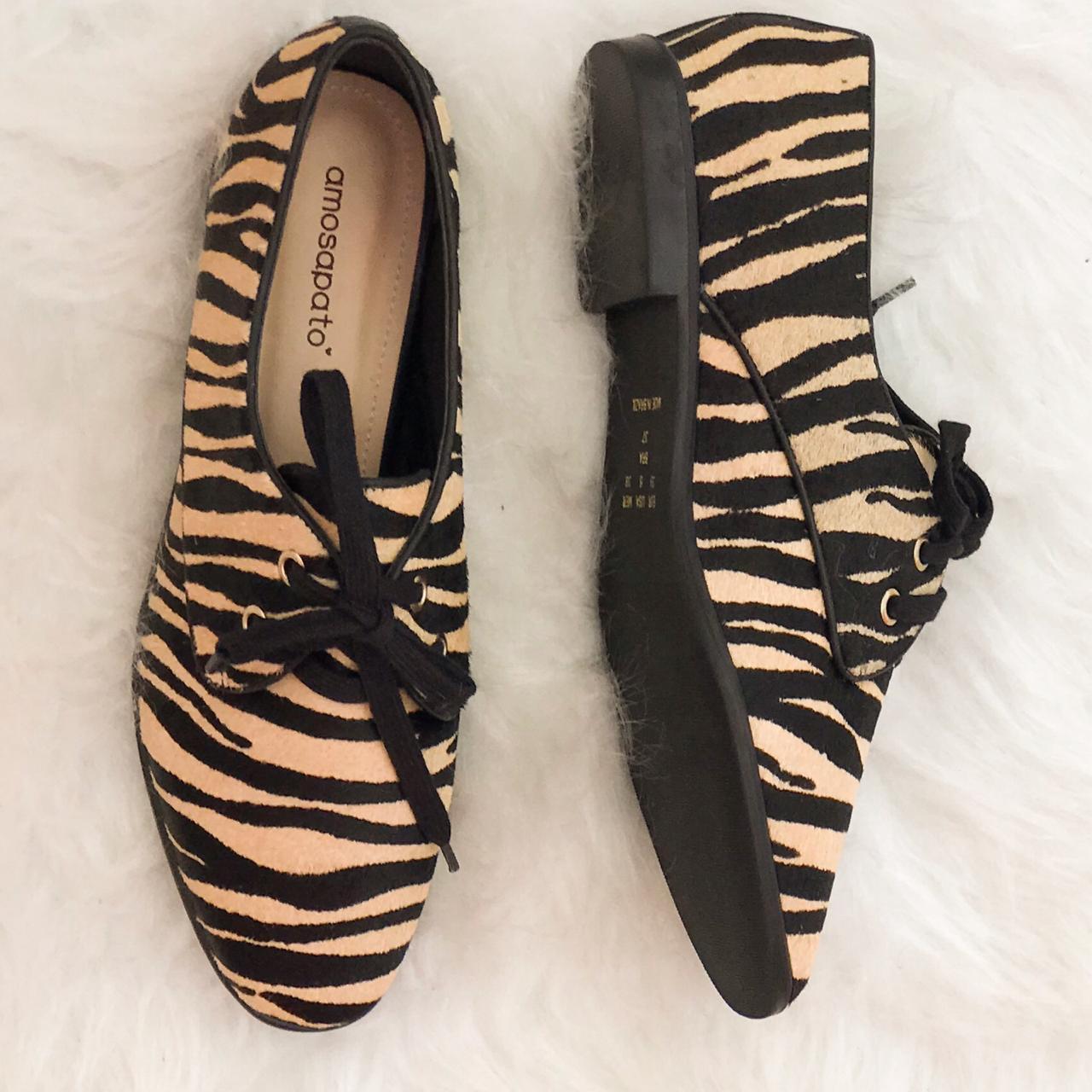Oxford Zebra Bege