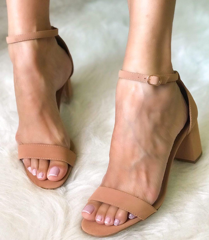 Sandália Suzy Nude