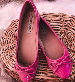 Sapatilha Luana Pink