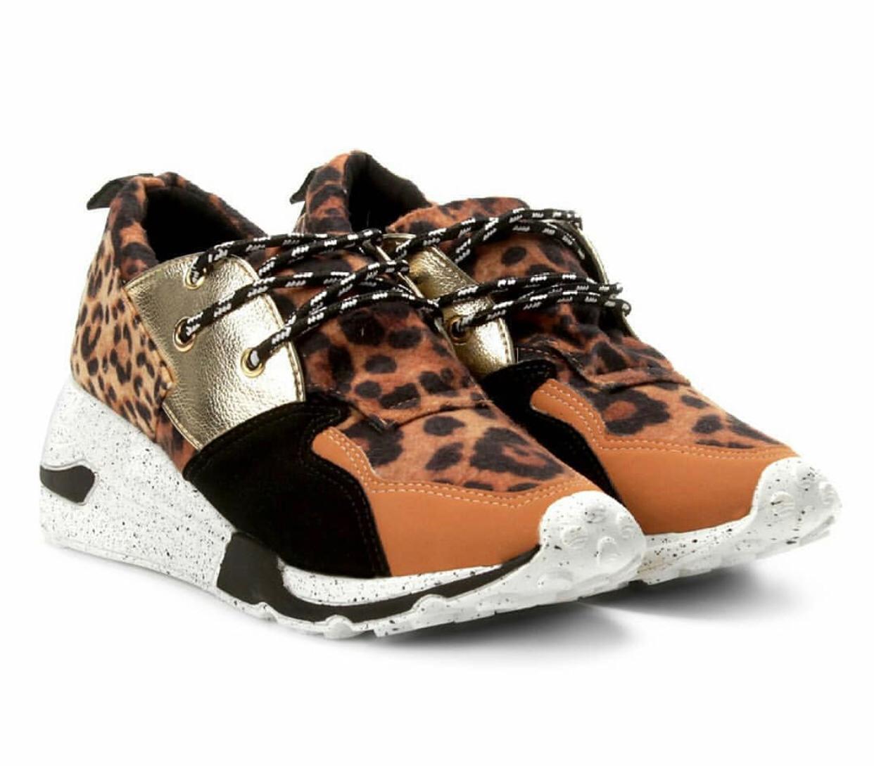 Sneaker Kira Onça