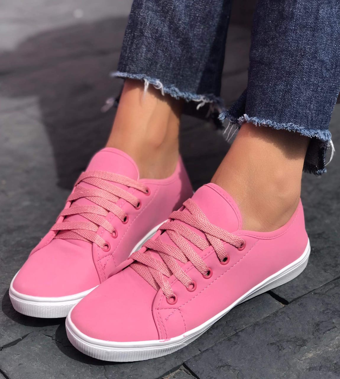 Tênis Lilica Pink