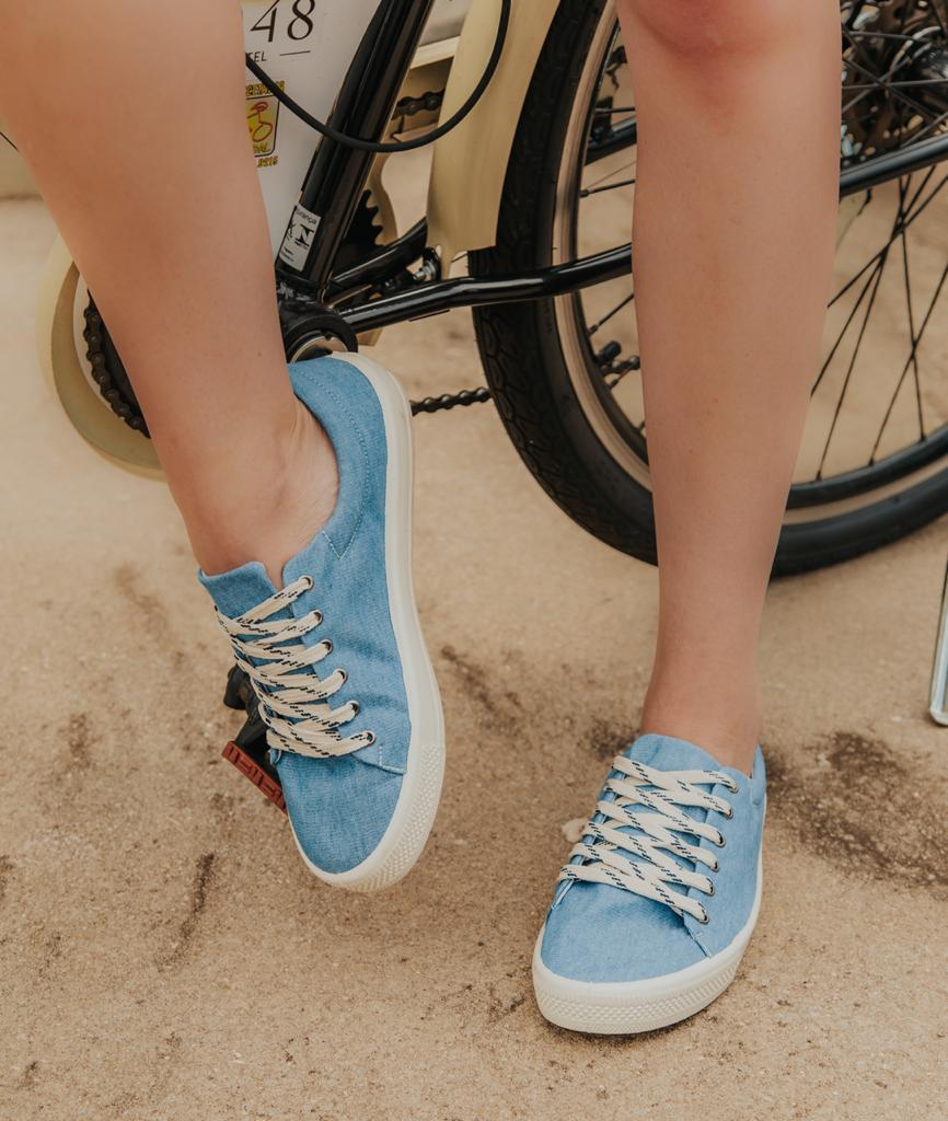 Tênis Lucy Azul