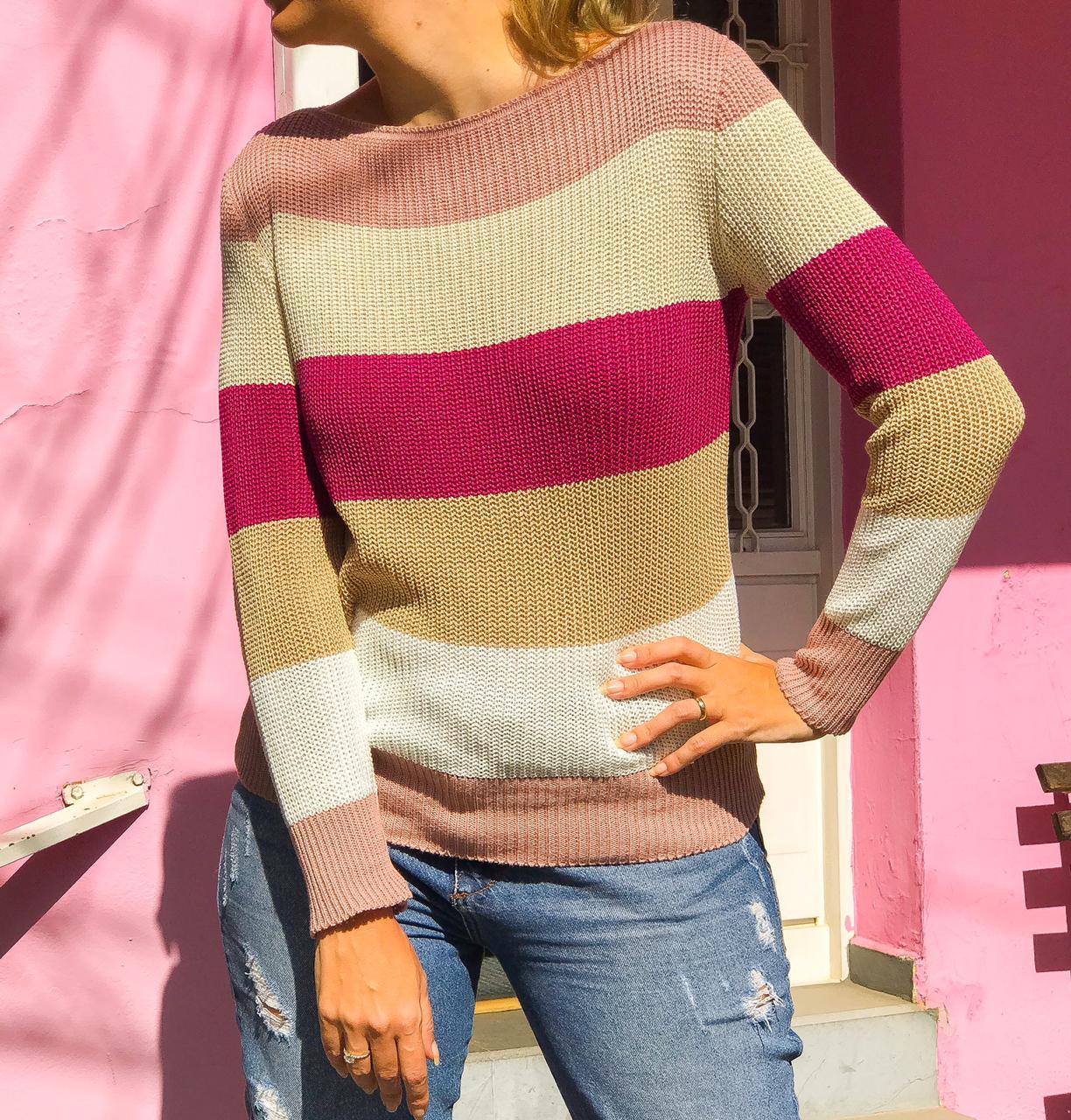 Tricot Antonella Rosé/Pink
